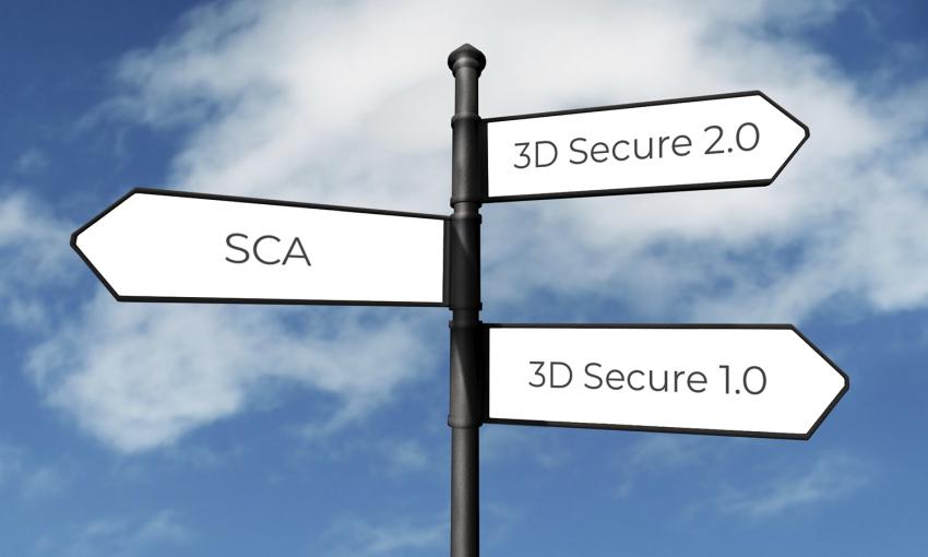 SCA og 3D Secure 1 og 2